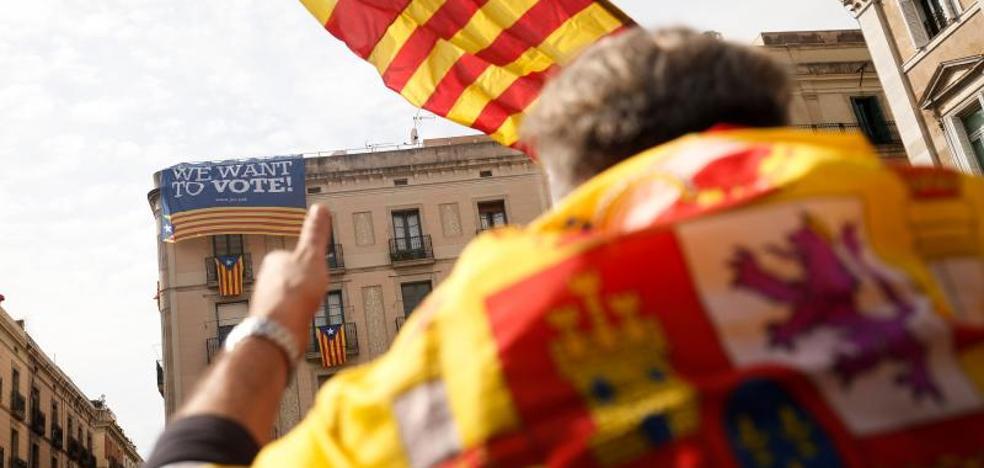 El soberanismo rebaja sus expectativas de éxito