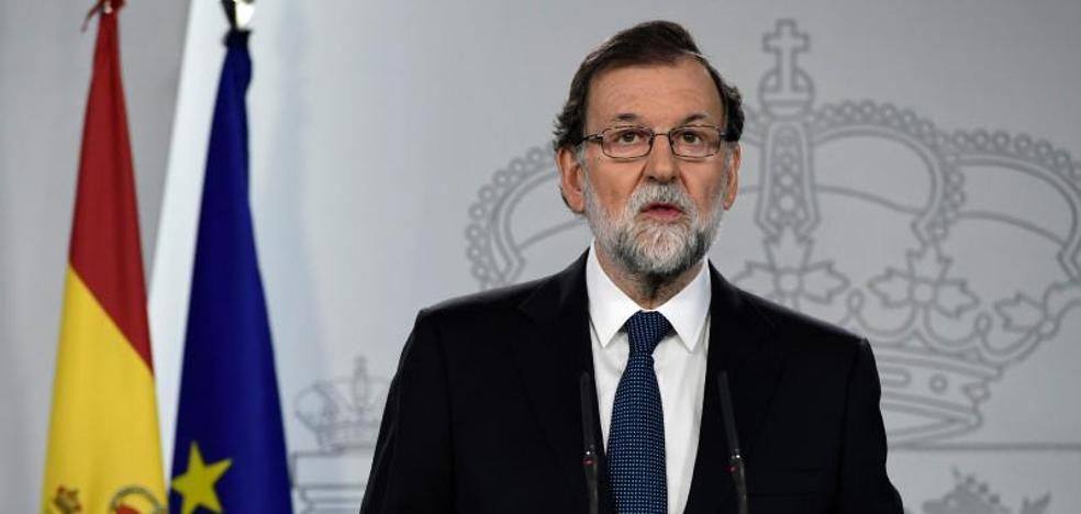 Rajoy: «No ha habido referéndum en Cataluña»