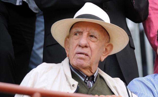 Victorino Martín, muy grave tras sufrir un accidente cerebrovascular