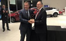 El concesionario de Toyota Trevauto recibe el quinto premio por buena gestión