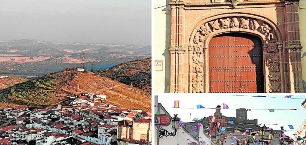 Feria, vigía perpetuo de la Baja Extremadura