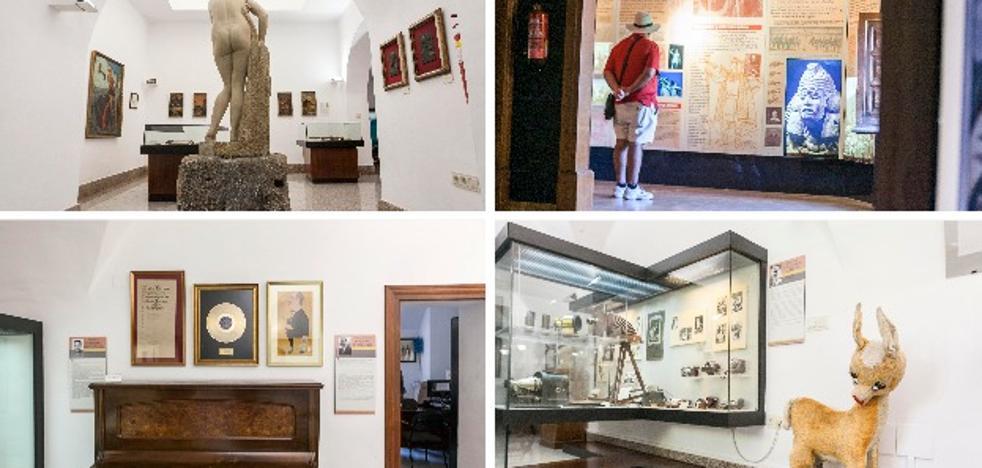 Museos eclipsados por su jardín