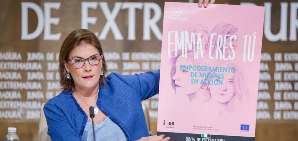 El IMEX pone en marcha un proyecto para las mujeres más vulnerables