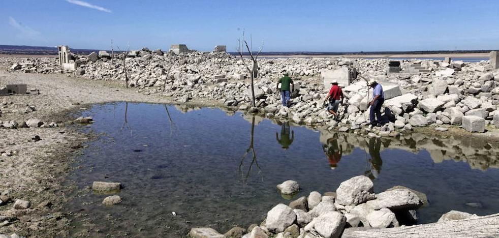 El año hidrológico se cierra con casi un 20% menos de lluvia que la media
