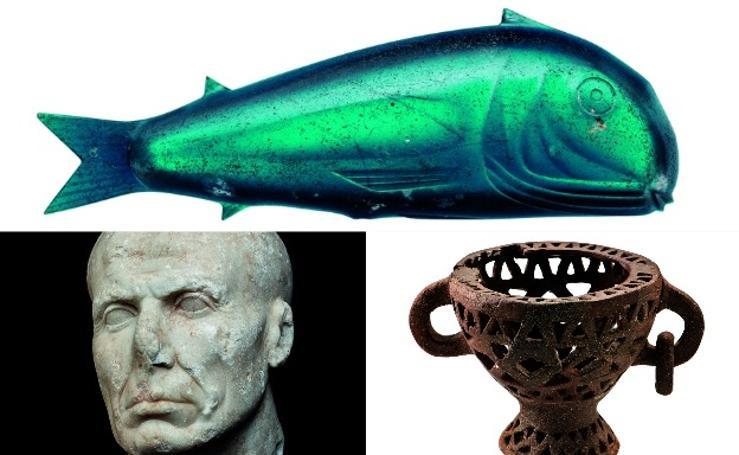 Nueve piezas extremeñas viajan a Madrid para la muestra '150 años de la arqueología en España'