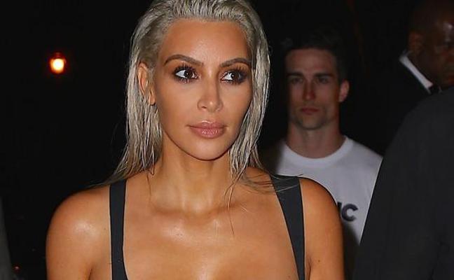 Kim Kardashian le canta las cuarenta a Donald Trump