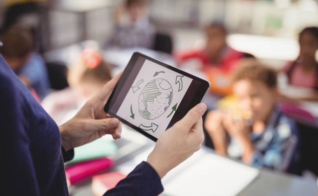 La tecnología mejora a los alumnos en clase