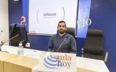 Carlos Igualada abre Aula HOY con una charla sobre yihadismo
