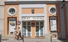 El Gran Teatro, escenario del rodaje del corto 'La teoría del sueño'