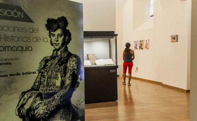 Exposición de Vicente Borrella sobre la tauromaquia