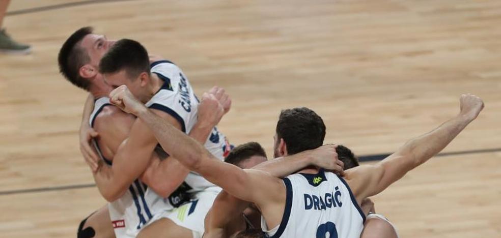 La FIBA retrasa al viernes los partidos de selecciones
