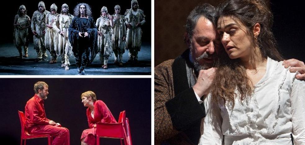 El Festival de Teatro de Badajoz cumple cuarenta años con montajes internacionales