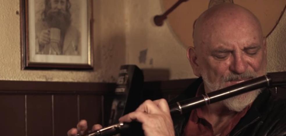 El flautista de 'The Chieftains' encabeza el Irish Fleadh