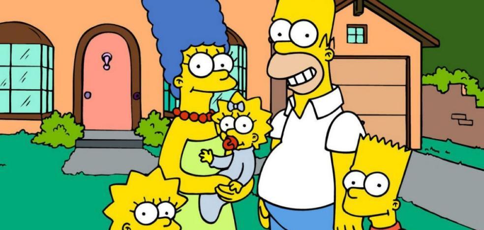 Enfado por suprimir 'Los Simpsons'