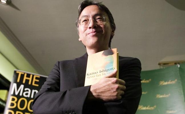 Kazuo Ishiguro, Premio Nobel de Literatura 2017