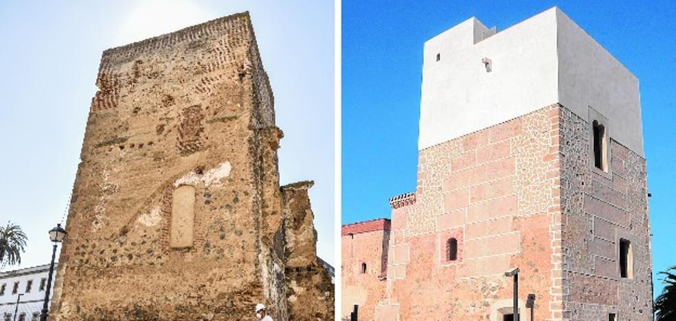 La Torre de los Acevedos desvela su nuevo aspecto tras la rehabilitación