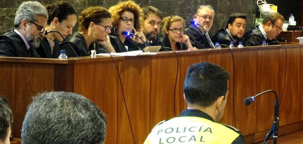 Policías locales niegan que Heras o Jurado les pidieran que fueran permisivos