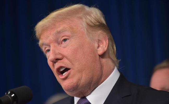 Trump pedirá al Congreso que revise el acuerdo nuclear con Irán