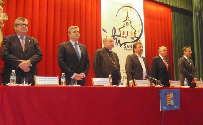 Celso Morga inaugura los actos del 125 aniversario del San José