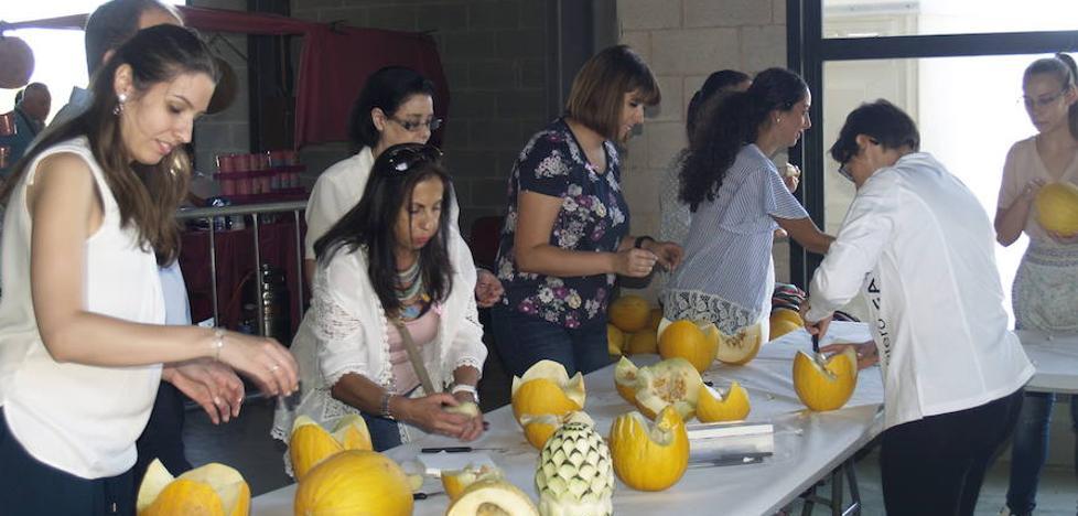 Fin de semana de melones en La Albuera