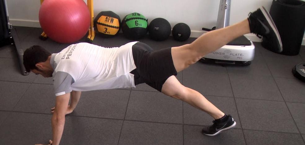 Cuatro ejercicios para combatir la celulitis