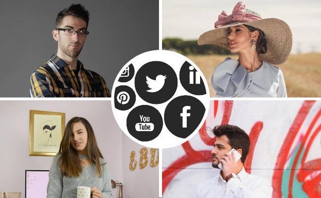 Jóvenes extremeños que triunfan en Internet
