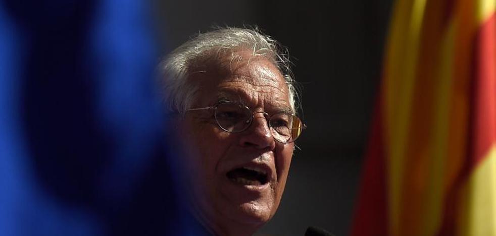 Borrell: «Estoy harto de los fascistillas de alpargata»