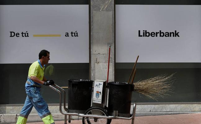 Liberbank pondrá en marcha la ampliación de capital de 500 millones