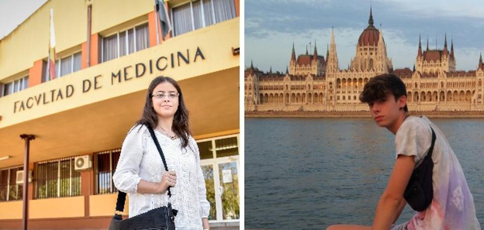 Dos alumnos de Badajoz consiguen el Premio Extraordinario de Bachillerato