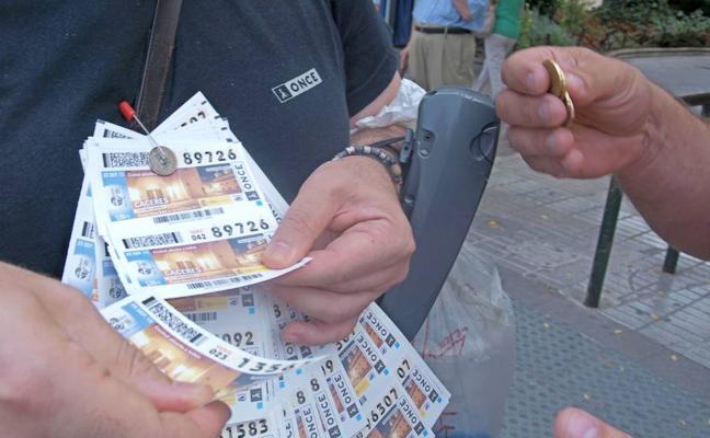 El cupón de la ONCE reparte 60.000 euros en Balboa