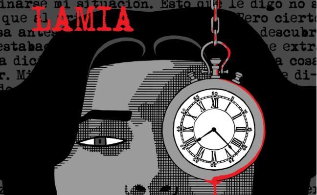 Rayco Pulido, Premio Nacional del Cómic 2017 por 'Lamia'