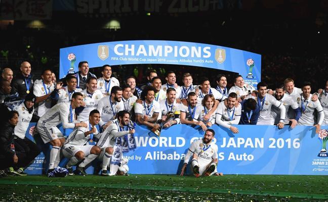 El Real Madrid evita al Pachuca en el sorteo del Mundial de Clubes