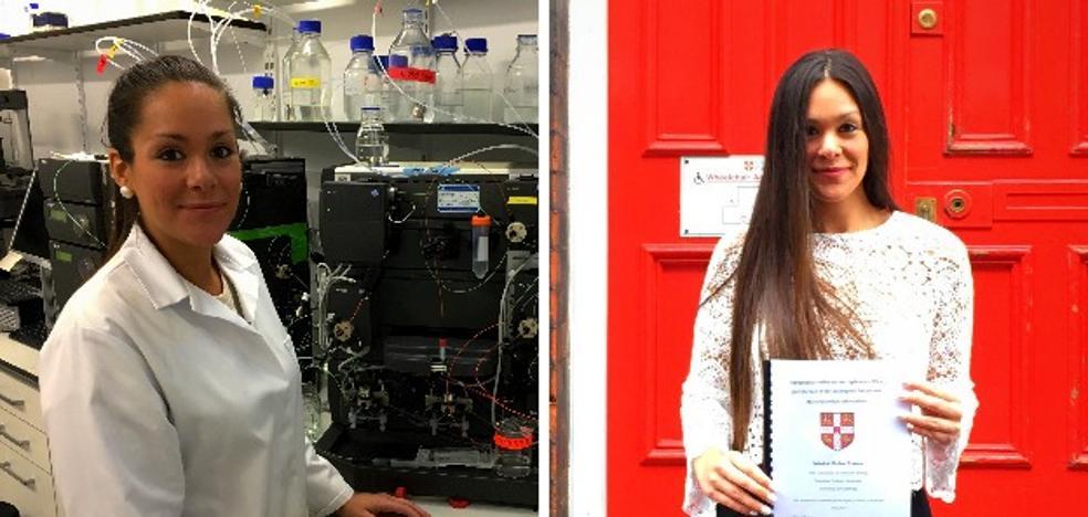 Soledad Baños, la doctora por Cambrigde salida de la UEx