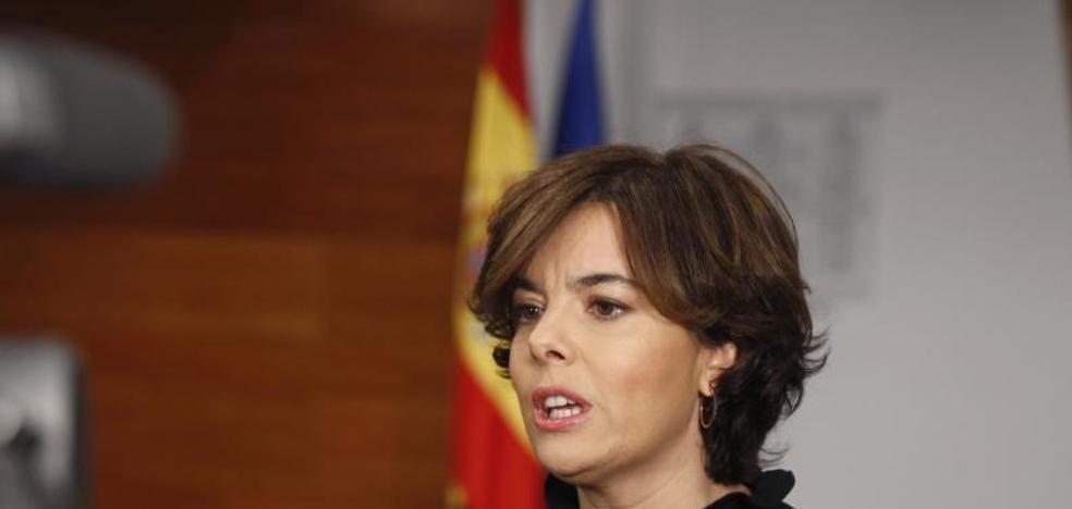 El Gobierno aplicará el 155 si Cataluña consuma la ruptura