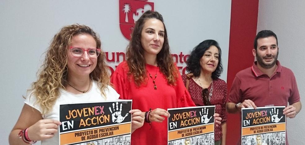 Más de 2.000 jóvenes participan en el proyecto 'Jóvenex en acción'