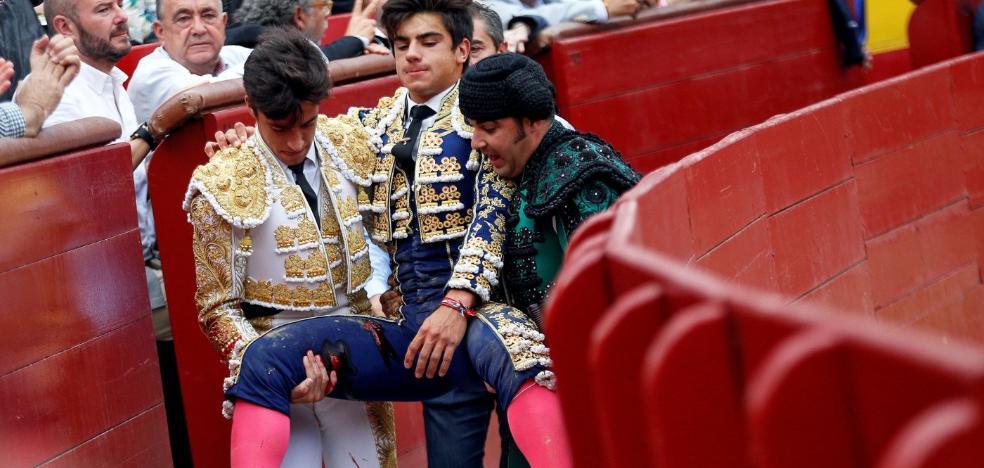 El venezolano Colombo herido de gravedad en Valencia