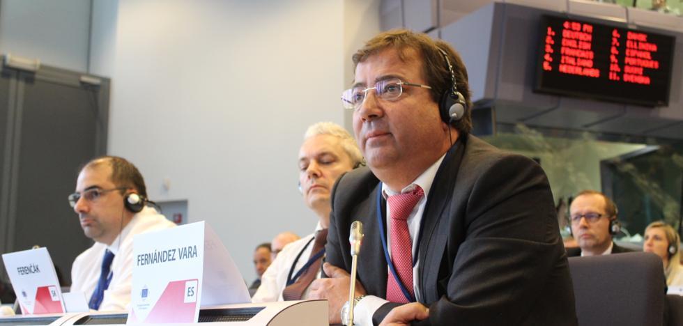 Vara: «Hay que buscar soluciones en el marco de la Constitución»