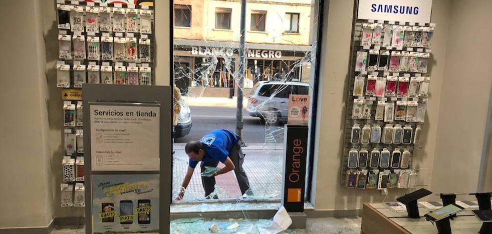 Nuevo robo en Phone House de Gil Cordero