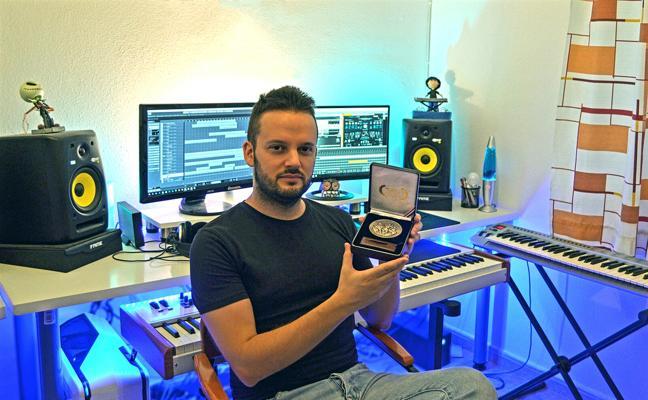 El compositor extremeño Santiago Trigueros, premiado
