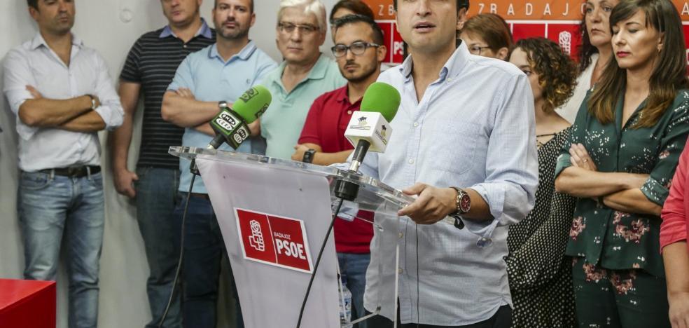 Cabezas quiere acabar con la bicefalia en el PSOE local