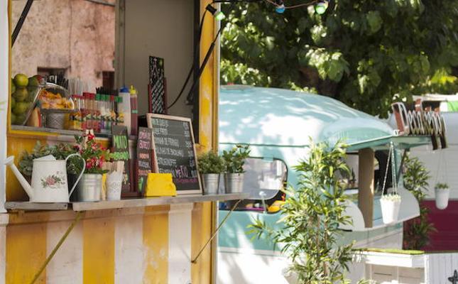 Badajoz acoge la segunda edición del festival 'Food Truck'