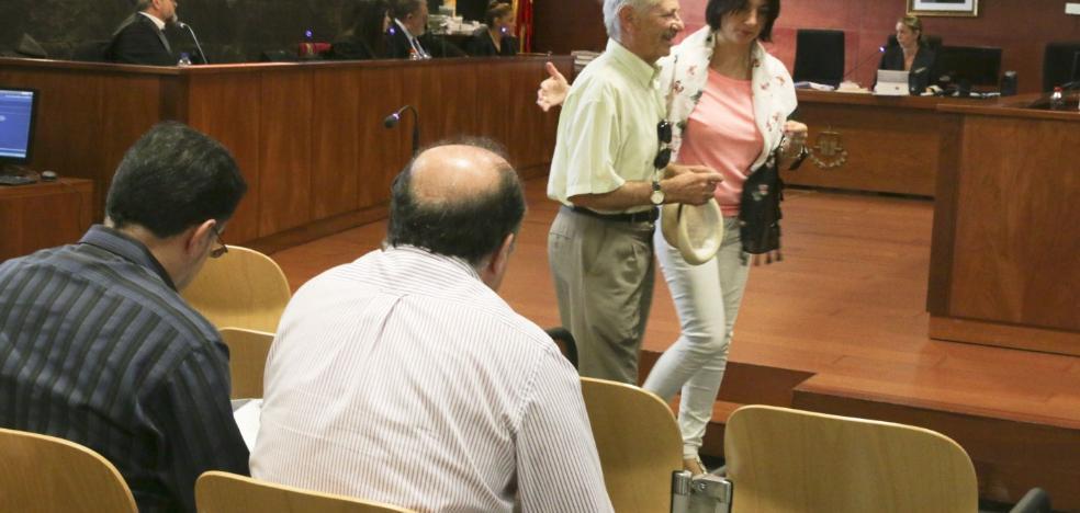 Figueroa: «Heras está en los tribunales por falta de atención»