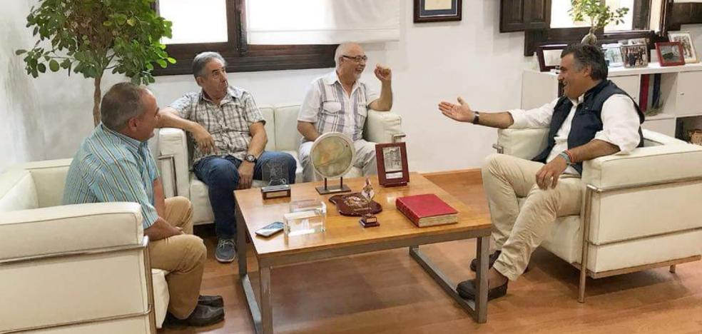 Nace la asociación cultural 'Amigos del Castillo de Coria'