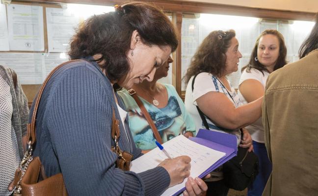 Una veintena de opositores piden que se repita el examen de limpieza en Plasencia