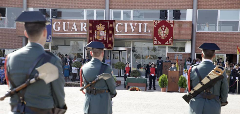 José Carlos Bote ensalza en Cáceres la labor de las fuerzas de seguridad del Estado en Cataluña