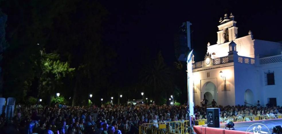 La seguridad privada del parque en las fiestas costó 2.400 euros