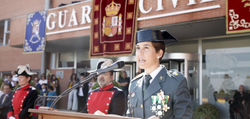 Cataluña centra la atención en el Día de la Guardia Civil