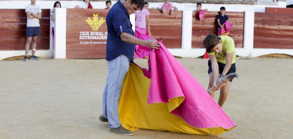 II tentadero de la Escuela Taurina de Cáceres este sábado