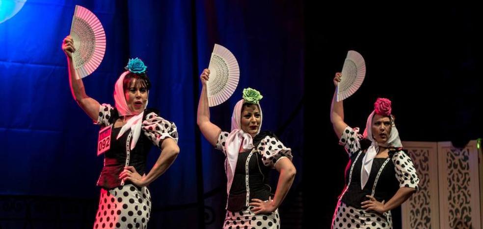 Comedia musical 'El balcón de la luna' en el Gran Teatro