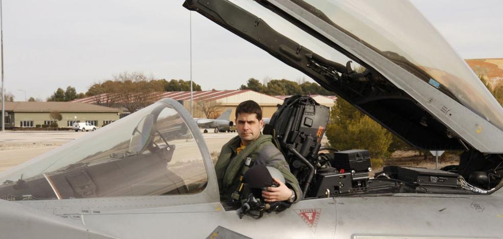 La investigación del accidente del Eurofighter durará varios meses